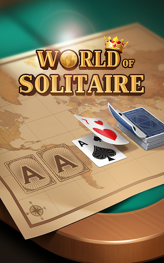 Klondike Solitaire: World of Solitaire 2.3.0 gameplay | by HackJr.Pw 16