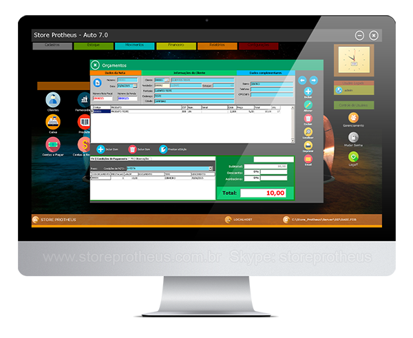 Fontes Sistema Store Protheus 7.0 - Versão completa Delphi XE7 C4DOHJ5zwOkFAUzekQ7_VMZ71JdWTCrk0pTb3J1kPjI=w600-h491-no