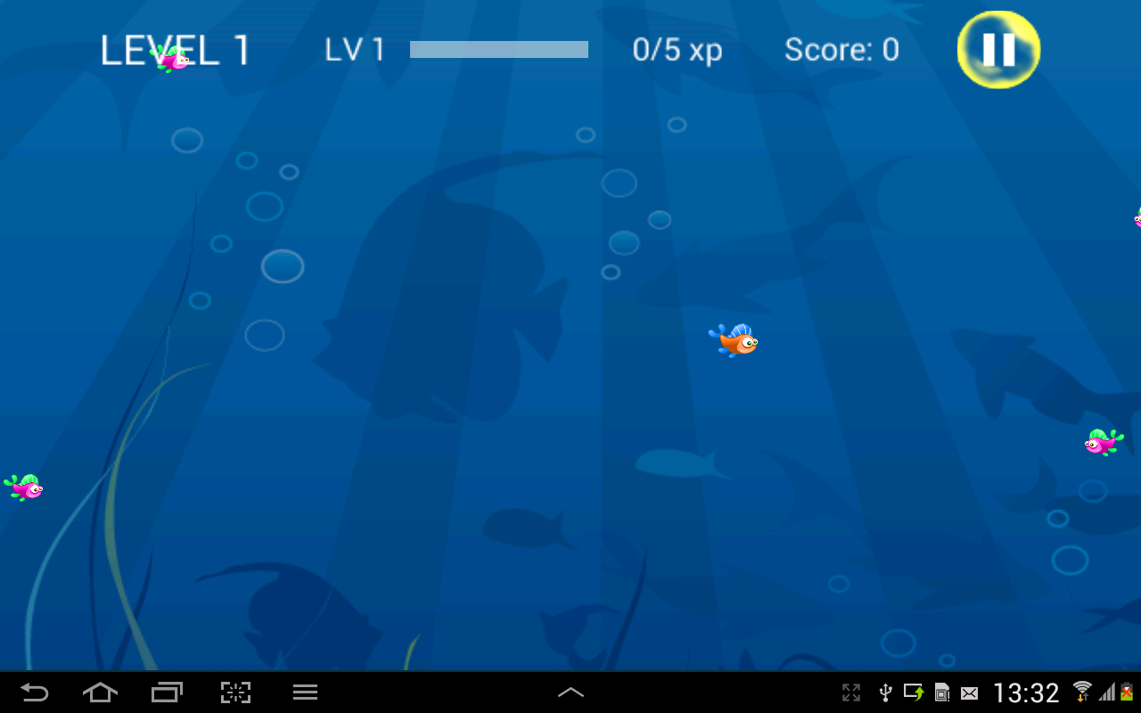 Fish eating android apps on google play for Fish eat fish game