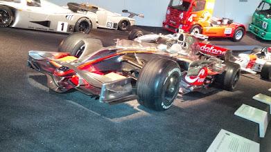 Photo: Mercedes Benz museum, UN studio