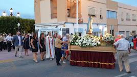 Benahadux cancela sus fiestas de la Virgen de la Cabeza.