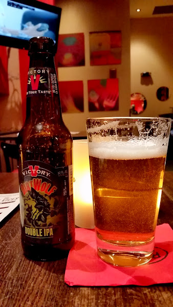 Photo: Victory Dirt Wolf double IPA at RARE