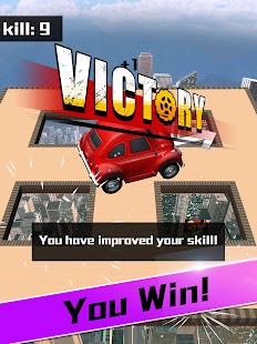 Car bumper.io – Roof Battle 7