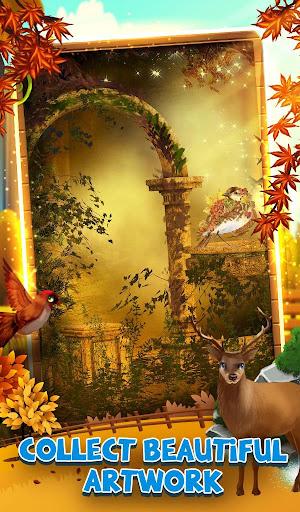 Mahjong Solitaire: Grand Autumn Harvest apkpoly screenshots 3