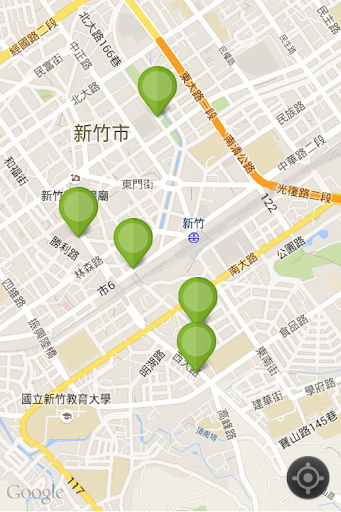 新竹找停車場