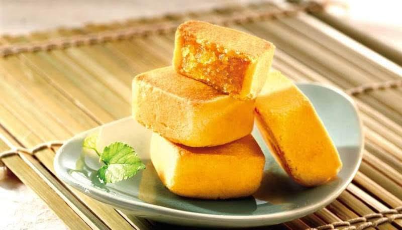 Cách làm bánh dứa Đài Loan thơm ngon hấp dẫn