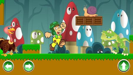 Halloween Monster Run Game 1.0 screenshot 32410
