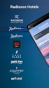 Radisson Hotels – Hotel Booking 1