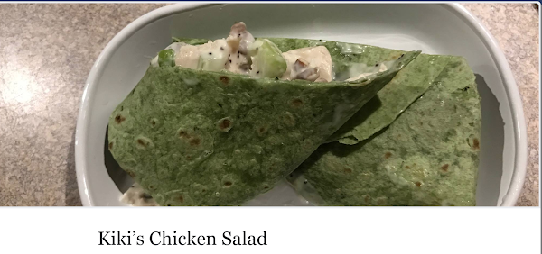 Kiki's Chicken Salad Recipe