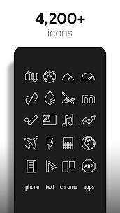 Lines – Icon Pack (Pro Version) 3.2.2 Latest Patched APK Free Download 2