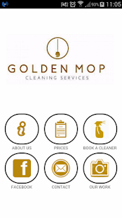 Golden Mop London- screenshot thumbnail