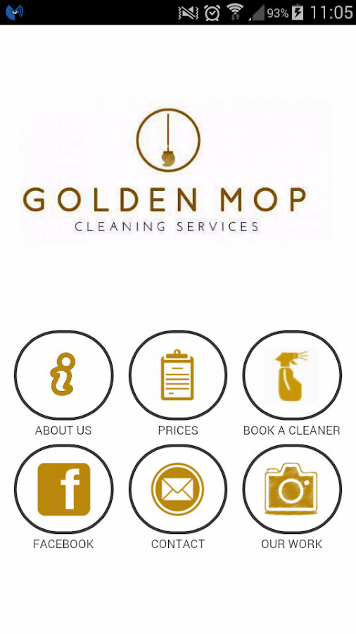 Golden Mop London- screenshot