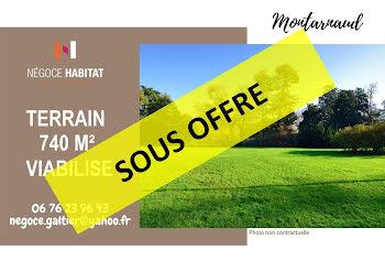 terrain à Montarnaud (34)