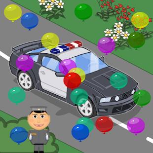 Big Car Puzzle - náhled