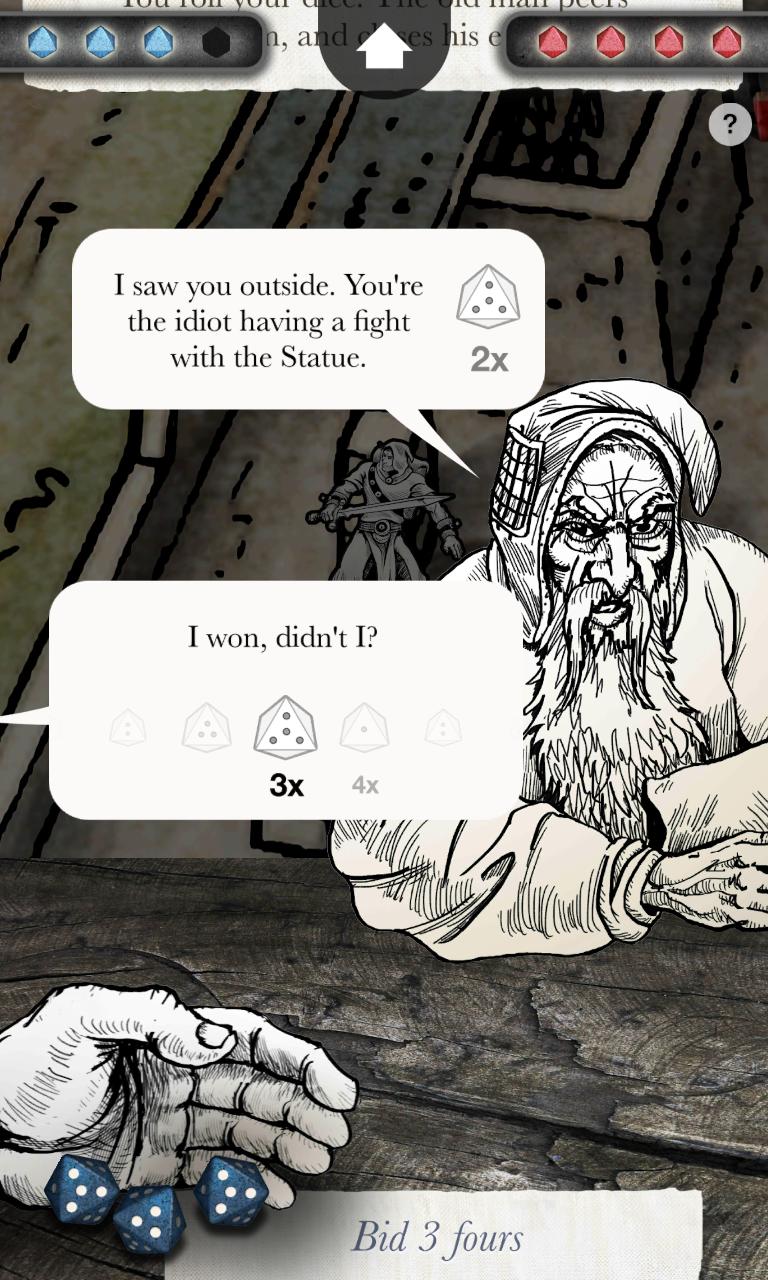 Sorcery! 2 Screenshot 2