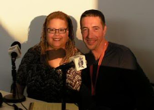 Photo: Interviewed by Ron Reagan at Netroots Nation Chicago.