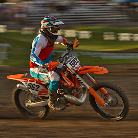 by Jim Jones - Sports & Fitness Motorsports ( motorcycle, motorsport, motocross, motorcycles, mx )