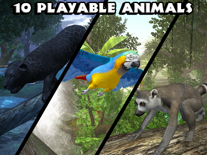 Ultimate Jungle Simulator [Mod] 7