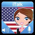 iTalk American English icon