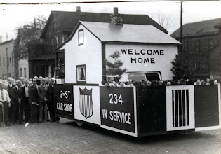 Photo: 12th ST Car Shop PRR which had 234 in military service.