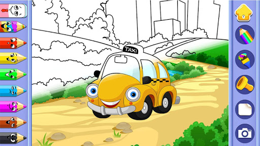 Car puzzles for toddlers screenshot 5