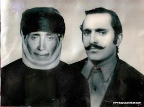 Photo: Fİncan GÖKBULUT ve Hasan GÖKBULUT