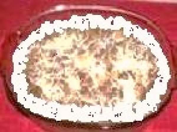 Burger Parmesan Casserole Recipe