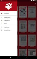 Screenshot of taz.app