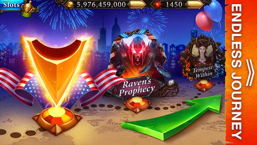 Scatter Slots - Free Casino Games & Vegas Slots screenshot 1