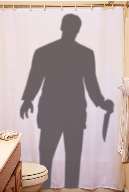 Duschdrapperi, stalker