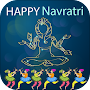 Navratri Greetings Card - All Greetings/Wishes APK icon