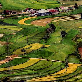 Tabek Patah by Syafriadi S Yatim - Landscapes Travel ( #tabek patah #tanah datar #sumatera barat  #indonesia #indonesia indah #minang kabau )