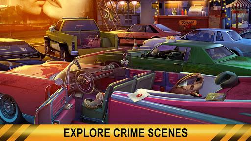 Crime City Detective: Hidden Object Adventure  captures d'écran 2