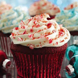 Red Velvet Cupcakes With Cake Mix Recipes.