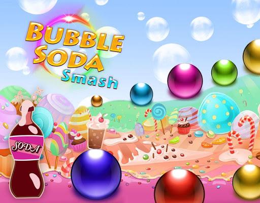 Bubble Soda Smash
