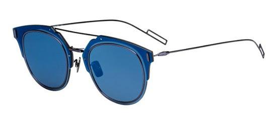 《Patty》代購 Dior 王思平 & 范冰冰中性復古飛行員浮框太陽眼鏡~共三色