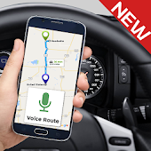 Voice, Direction, Maps & Navigation Earth