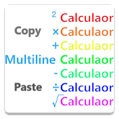 Multiline Calculator intuitive
