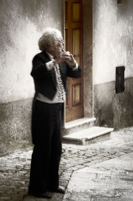 il suonatore di flauto di angeluci