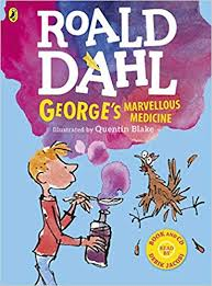 George's Marvellous Medicine (Colour book and CD): Amazon.co.uk ...