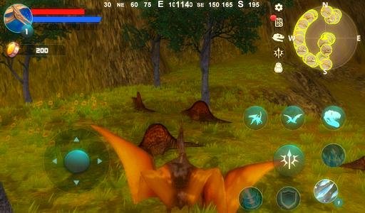 Pteranodon Simulator 1.0.1 screenshots 24
