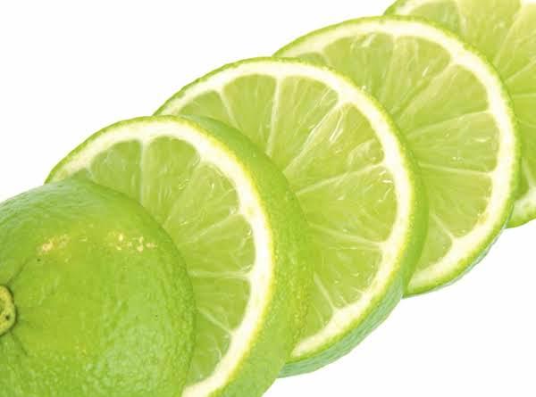 Easy Vanilla Lime Pound Cake Recipe