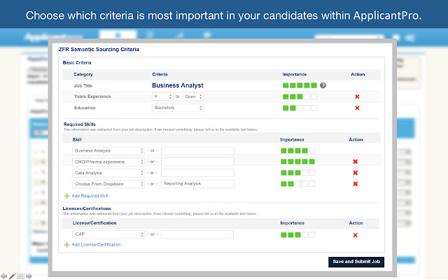 One Source for ApplicantPro