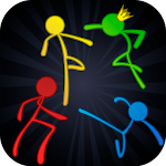 Stick Fight Game Icon