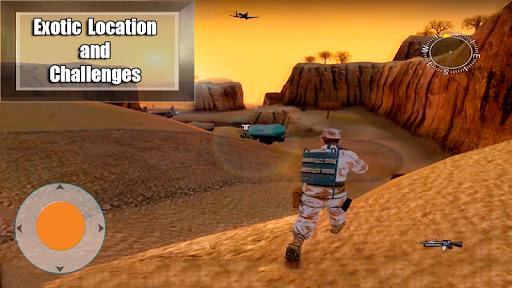 Commando Adventure Surgical Strike 1.0 screenshots 4