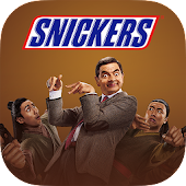 SNICKERS® Mr. Bean™ Game