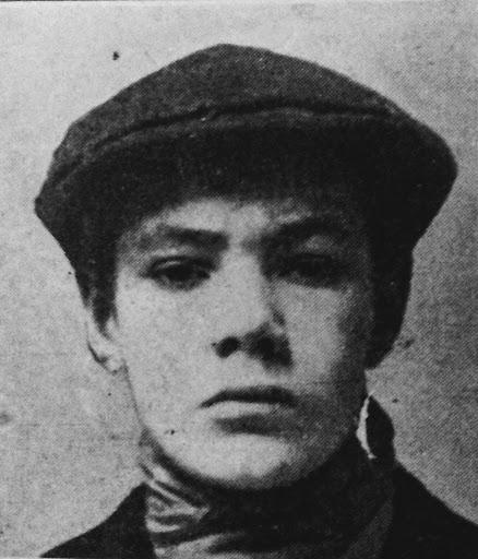 James Gartland likeness
