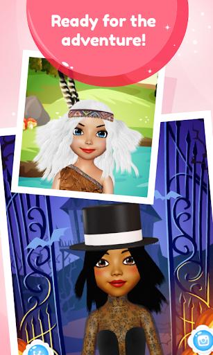 Princess Hair & Makeup Salon apktram screenshots 6
