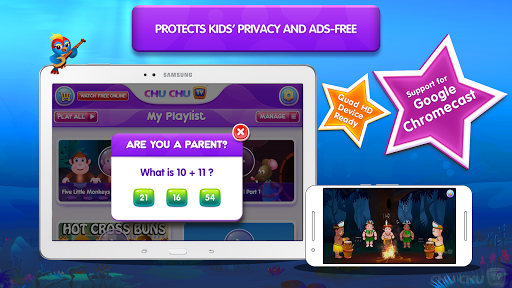 ChuChu TV Lite - Top 50 Kids Nursery Rhymes Videos 3.0 screenshots 9