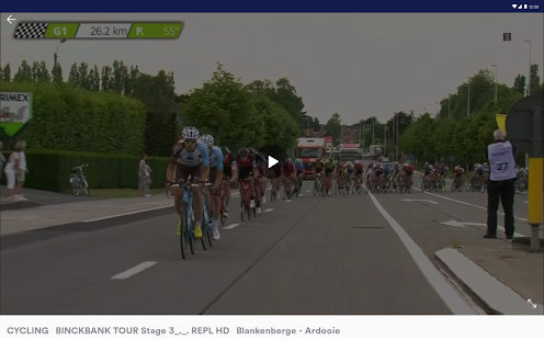 Eurosport Player- screenshot thumbnail